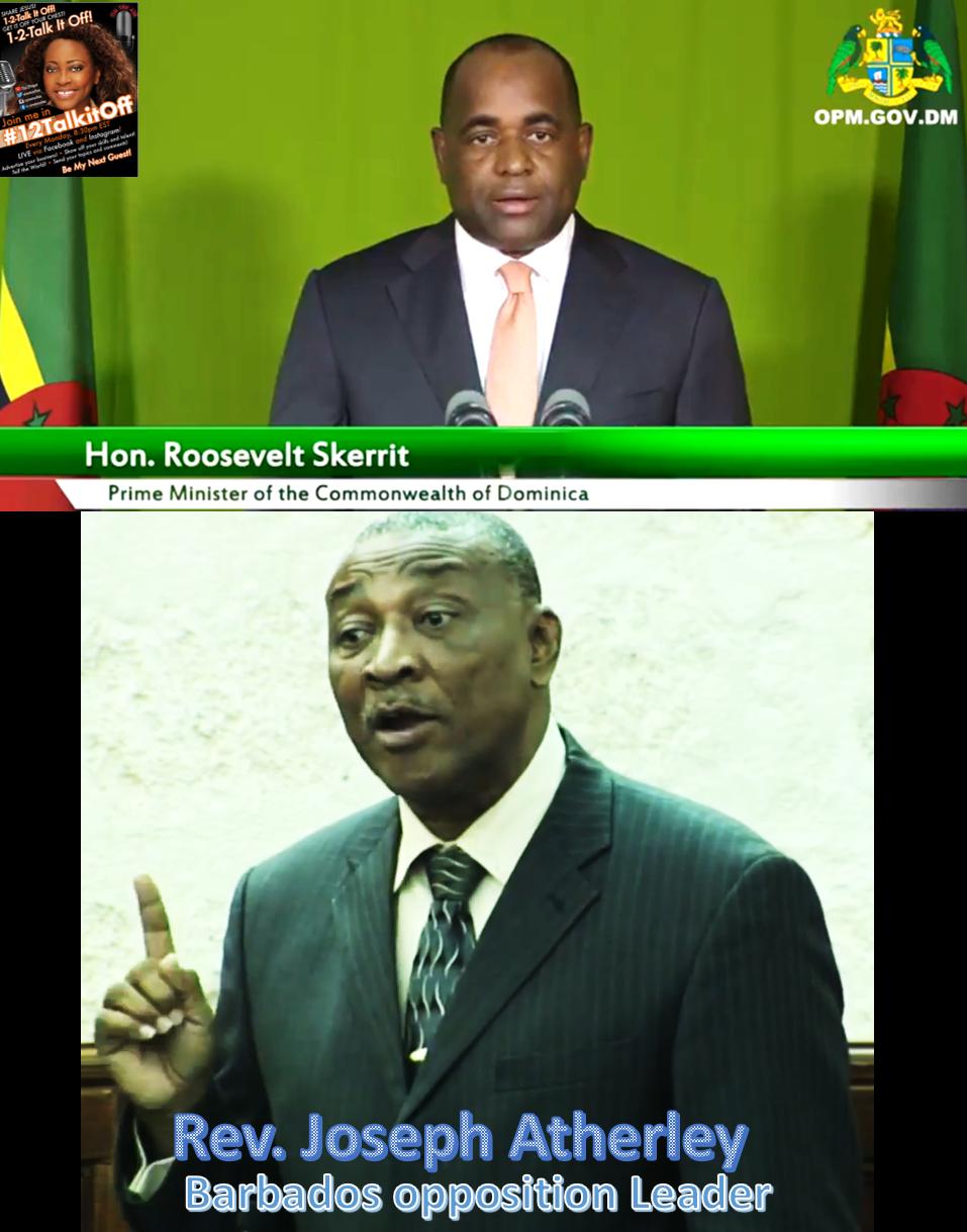 Dominica Barbados Politics