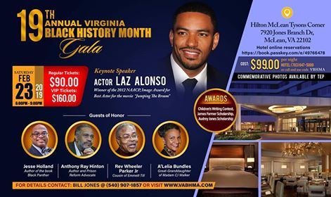 Virginia Black History Month Association