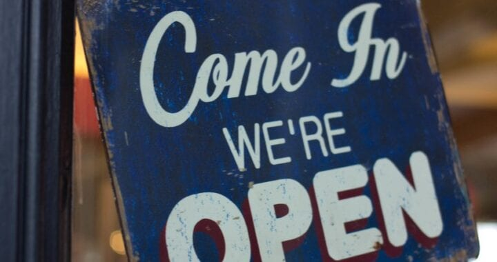 Small Business Open