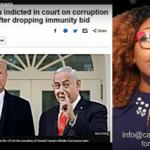 Netanyahu, Ardern & Trump